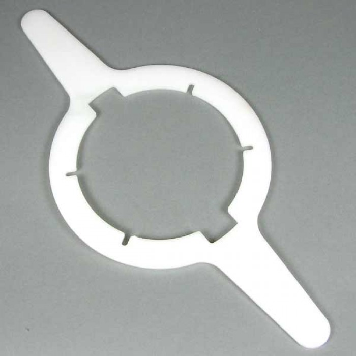 Inch cap spanner plastic supplied by dowricks goodlife