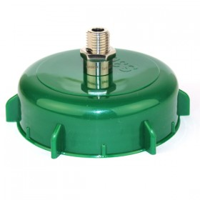 4 inch Cap with O Ring and Valve for Rotokeg and king Keg 8g CO2 bulb