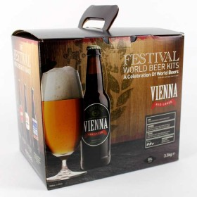 Festival Vienna Red Lager Beer Kit