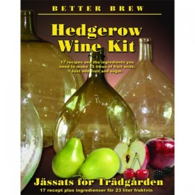 Hedgerow Winemaking kit 5 gallon