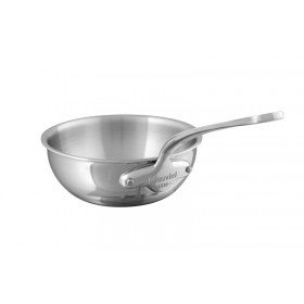 20 cm non-stick curved splayed sautepan m'cook