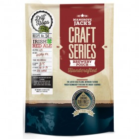 Mangrove Jack's Craft Series Irish Red Ale Beer Kit