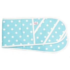 Belle - Quality 'English made' kitchen textiles - alice carousel double oven glove