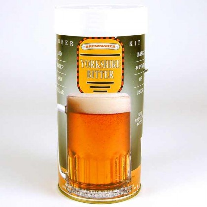 Brewmaker - Yorkshire Bitter from dowricks.com
