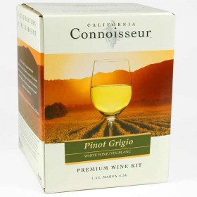 California Connoisseur - Pinot Grigio 6 bottles