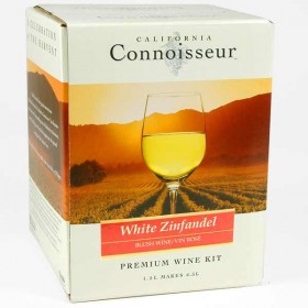 California Connoisseur - White Zinfandel 6 bottles