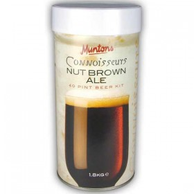 Connoisseur Nut Brown Ale