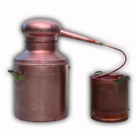 Copper Alembic Still 50 litres Tipo
