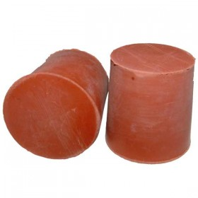 Demijohn rubber bung - solid