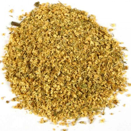 Dried Elderflowers - 50g from dowricks.com
