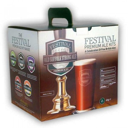 Festival Old Suffolk Strong Ale from dowricks.com
