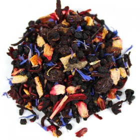 Plum Fruit Tea Blend Arabian Magic 100 gram