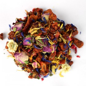 Fruit Tea Blend Flower Garden 1 kg