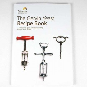 Gervin Recipe Book