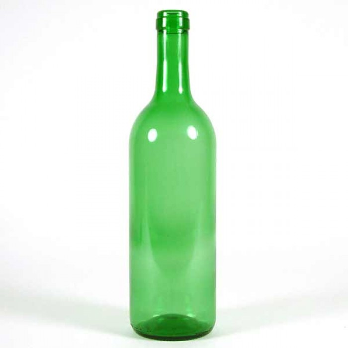 green wine bottles 750ml pack of 15 supplied by