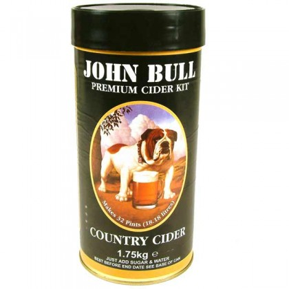 John Bull Country Cider from dowricks.com