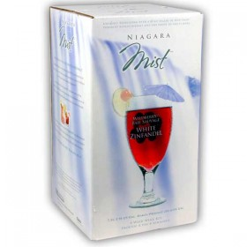 Niagara Mist - Strawberry White Zinfandel