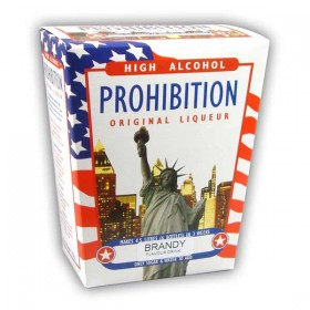 Prohibition Brandy