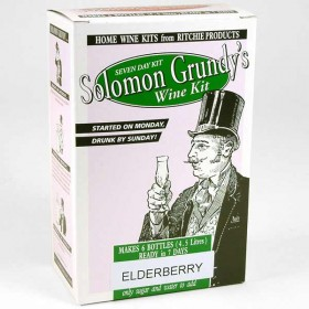 Solomon Grundy Fruit - Elderberry