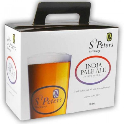 St Peters IPA from dowricks.com