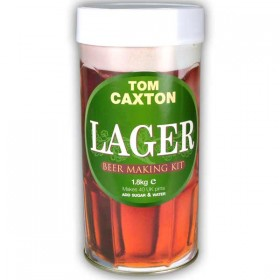 Tom Caxton Pilsner Strong Lager