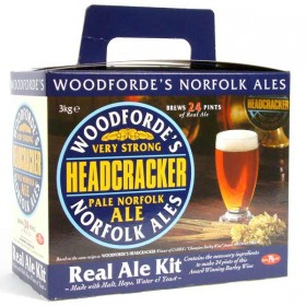 Woodfordes Headcracker